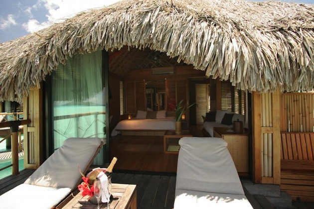 Bora Bora S Luxury Pearl Beach Bungalows