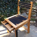 bourbon chair