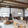 Bovina Residence, Restored Barn | Kimberly Peck Architect