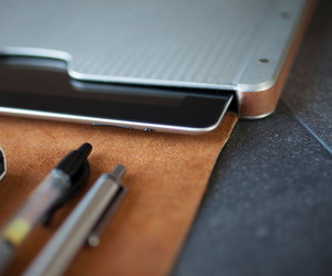 Bowden iPad Case by FineGrain