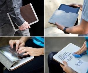 BOWDEN & SHEFFIELD Minimalist iPad Cases