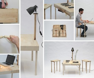Boxed Furniture by Tyrone Stoddart