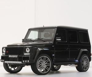 Brabus W800 Widestar