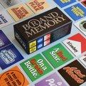 'Brand Memory' game