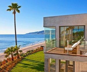 Brand New Coastal Modern Residence for Sale in Malibu