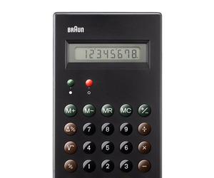 Braun ET 66 Calculator Re Edition