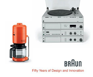 Braun: Fifty Years of Design & Innovation
