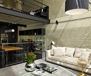 Brazilian Bachelor Pad by Diego Revollo