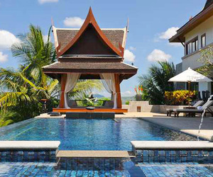 Breathtaking exotic villa in Thailand