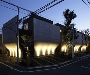 Breeze House, Duplex in Tokyo by Artechnic