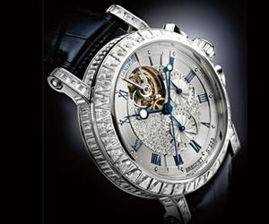 Breguet's Diamond Masterpiece