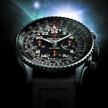 Breitling Navitimer Cosmonaute Blacksteel Watch