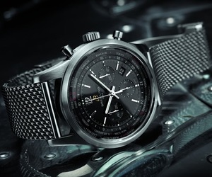 Breitling Transocean Chronograph Pilot Watch