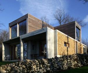 Breuillot's House by Bernard Quirot & Olivier Vichard