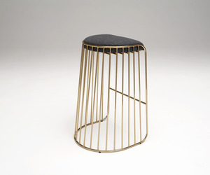 Bride's Veil Bar Stool by Phase Design