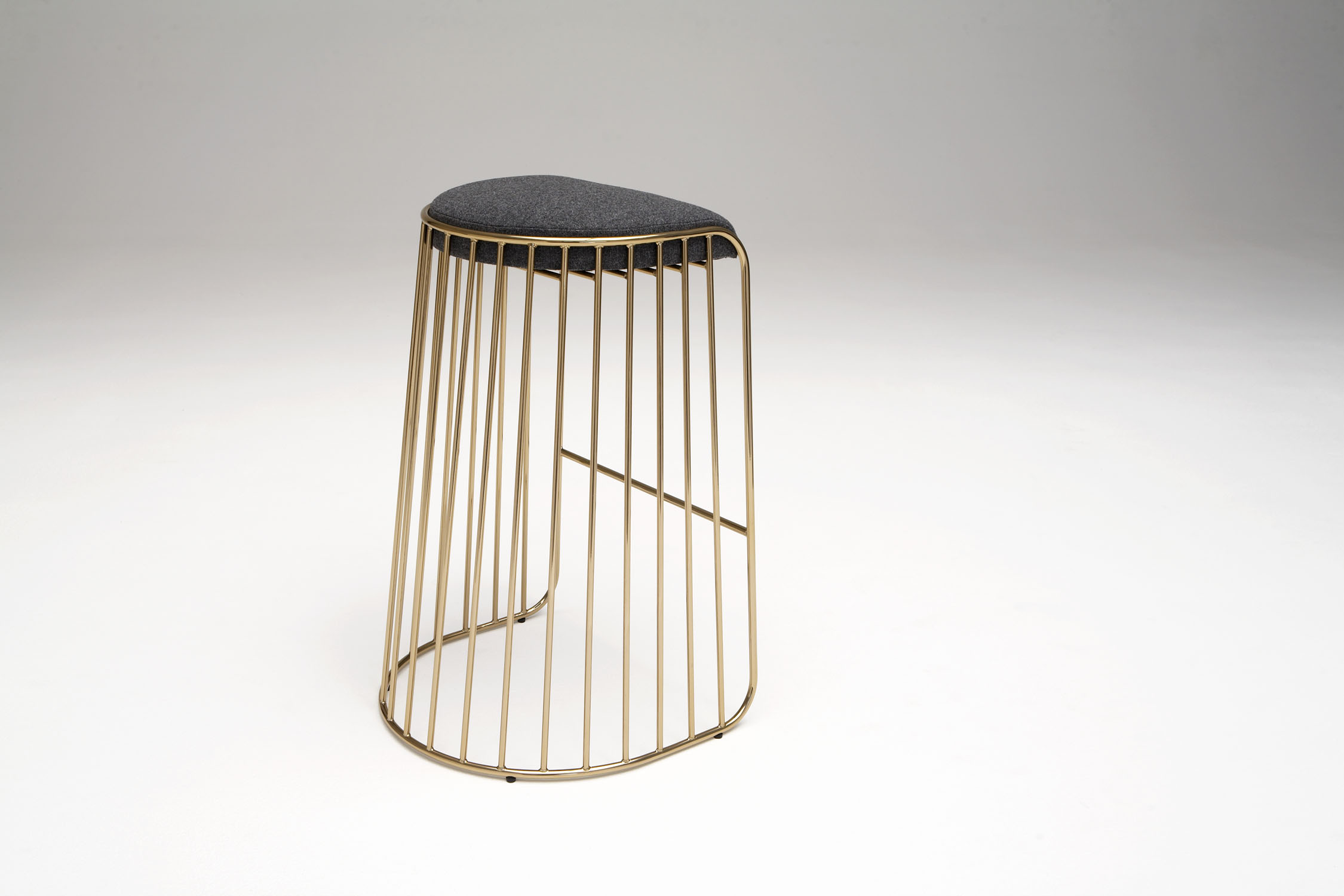 Bride s Veil Bar Stool by Phase Design