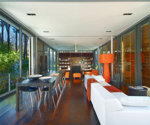 Bridge House by Van Der Merwe Miszewski Architects
