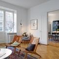 Bright and Airy Apartment in Vasastaden, Sweden