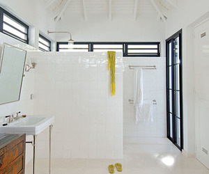 Bright + Casual Bathroom