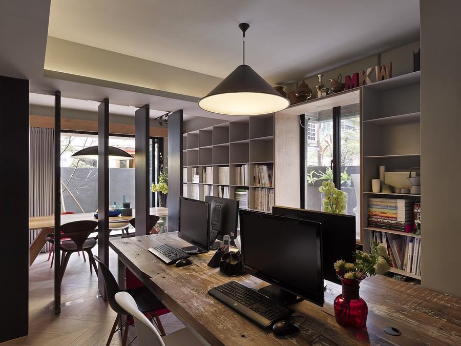 Brilliant Minimalist Taipei Studio Apartment