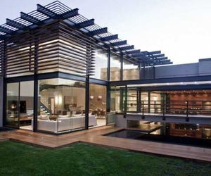 Brilliant villa design in South Africa