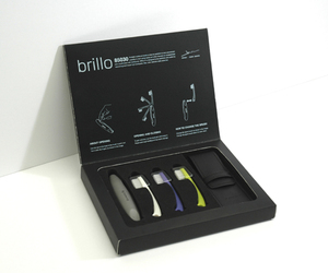 brillo: Stylish Travel Toothbrush by METAPHYS