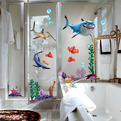 Bring the ocean to your bathroom