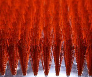 Bristle Brush Tiles from Robin Reigi