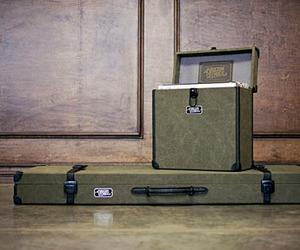 Brixton x Fender Guitar & Record Case