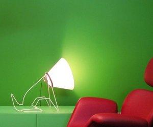 Bronco lamp