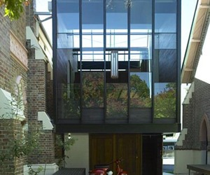 Brookes Street House, Brisbane by James Russell Architect