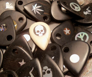 Brossard Handmade Guitar Picks