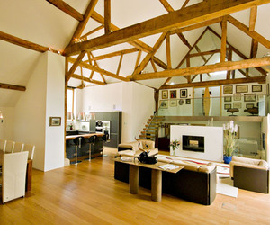 Brotherton Barn Conversion |The Anderson Orr Partnership