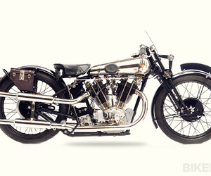 Brough Superior SS101 'Pendine' Motorcycle