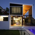 Brown Street House by Shaun Lockyer Architects