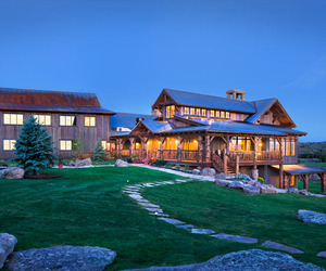 Brush Creek Ranch by Simeone Deary Design Group