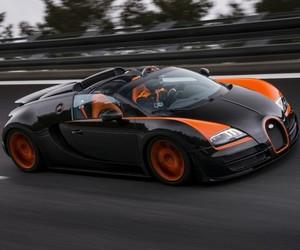 Buagatti Veyron Grand Sport Vitesse