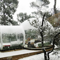 Bubble Hotel in France by Pierre Stéphane