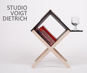 Buchtisch by Voigt Dietrich