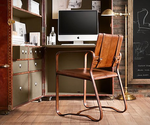 Buckle Chair | by Restoration Hardware