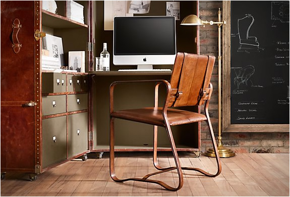 Buckle Chair By Restoration Hardware