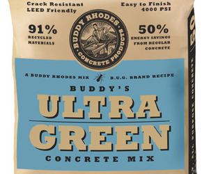 B.U.G.: Green Concrete from Buddy Rhodes