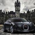 Bugatti 16C Galibier Super Sedan Concept