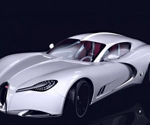Bugatti Gangloff Concept | Pawel Czyzewski