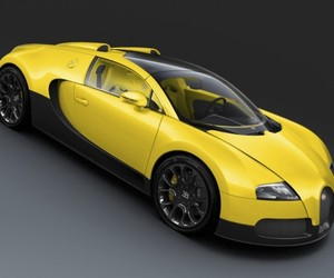 Bugatti Veyron 16.4 Grand Sport Limited Edition