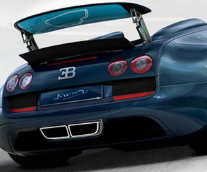 Bugatti Veyron Legend Jean-Pierre Wimille Revealed