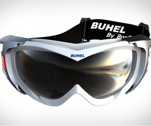 Buhel Speakgoggle G33 Intercom | Ski and Talk