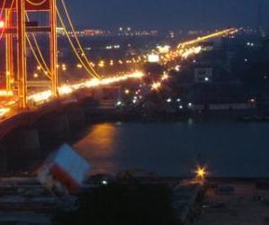 Building Bridges Ampera in Indonesia