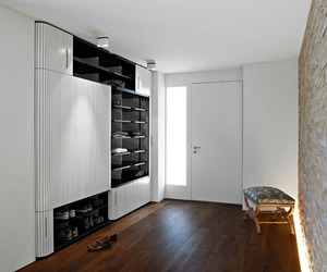Built-in Closet from Wogg
