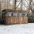 Bunch of Logs Make a Log Cabin